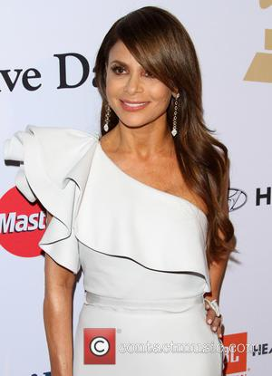 Paula Abdul - Pre-GRAMMY Gala & Salute to Industry Icons with Clive Davis Honoring Martin Bandier held at the Beverly...