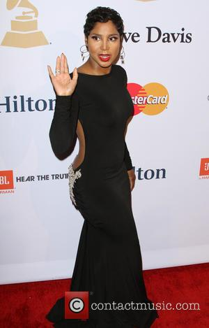 Toni Braxton - Pre-GRAMMY Gala & Salute to Industry Icons with Clive Davis Honoring Martin Bandier held at the Beverly...