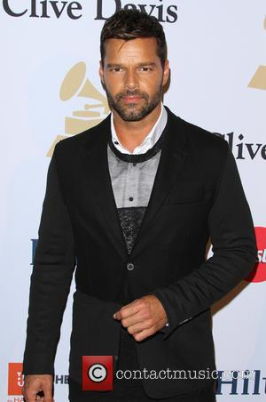 Ricky Martin - Pre-GRAMMY Gala & Salute to Industry Icons with Clive Davis Honoring Martin Bandier held at the Beverly...