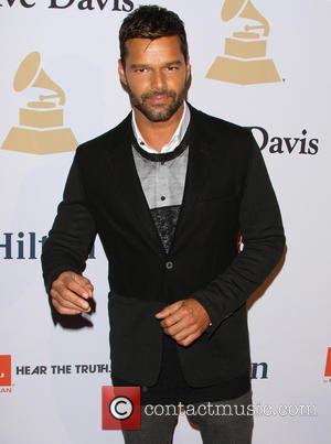 Busy Ricky Martin Grateful To Have 'Warrior' Sons