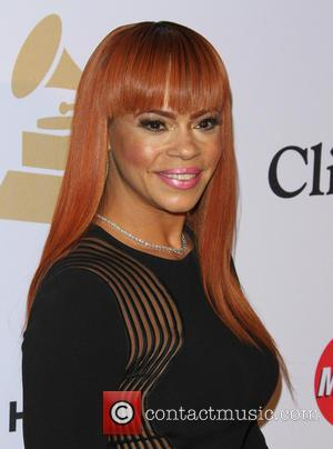 Faith Evans - Pre-GRAMMY Gala & Salute to Industry Icons with Clive Davis Honoring Martin Bandier held at the Beverly...