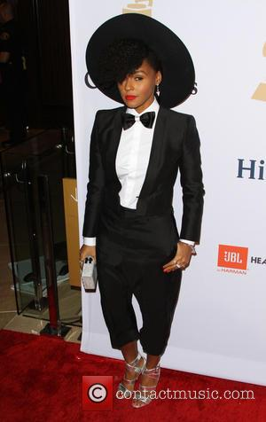 Janelle Monae - Pre-GRAMMY Gala & Salute to Industry Icons with Clive Davis Honoring Martin Bandier held at the Beverly...
