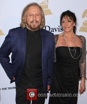 Barry Gibb - Pre-GRAMMY Gala & Salute to Industry Icons with Clive Davis Honoring Martin Bandier held at the Beverly...