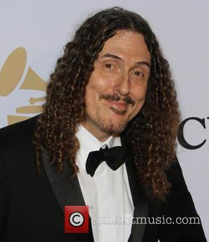 Weird Al Yankovic - Pre-GRAMMY Gala & Salute to Industry Icons with Clive Davis Honoring Martin Bandier held at the...