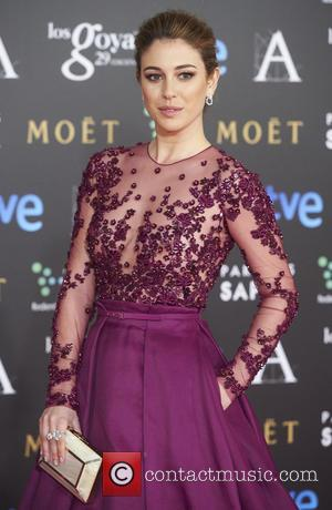 Blanca Suarez - 29th Goya Awards at the Principe Felipe Convention Center - Arrivals - Madrid, Spain - Saturday 7th...