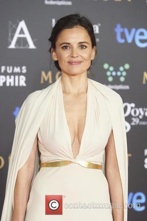 Elena Anaya - 29th Goya Awards at the Principe Felipe Convention Center - Arrivals - Madrid, Spain - Saturday 7th...