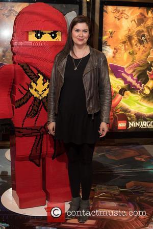 Amanda Lamb - Lego Ninjago: Masters Of Spinjitzu - TV premiere held at the Empire Leicester Square - Arrivals. at...