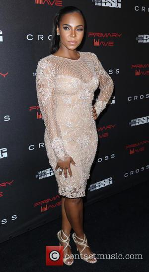 Ashanti - Primary Wave 9th Annual Pre-Grammy party - Arrivals at Grammy - Los Angeles, California, United States - Saturday...