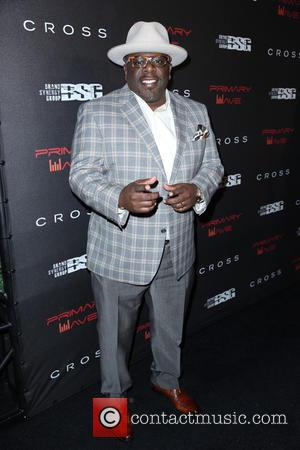 Cedric the entertainer - Primary Wave 9th Annual Pre-Grammy party - Arrivals at Grammy - Los Angeles, California, United States...