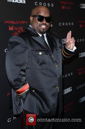 Ceelo Green - Primary Wave 9th Annual Pre-Grammy party - Arrivals at Grammy - Los Angeles, California, United States -...