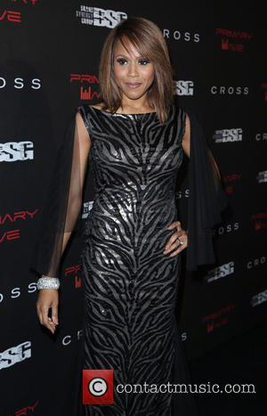 Deborah Cox - Primary Wave 9th Annual Pre-Grammy party - Arrivals at Grammy - Los Angeles, California, United States -...