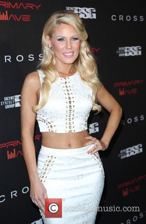 Gretchen Rossi - Primary Wave 9th Annual Pre-Grammy party - Arrivals at Grammy - Los Angeles, California, United States -...