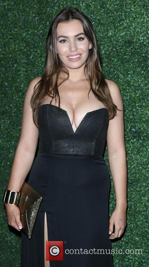 Sophie Simmons - Primary Wave 9th Annual Pre-Grammy party - Arrivals at Grammy - Los Angeles, California, United States -...