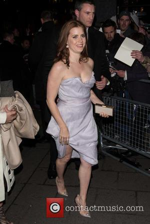 Amy Adams - Pre-BAFTA dinner at Annabelle's hosted by Charles Finch and Chanel - London, United Kingdom - Saturday 7th...