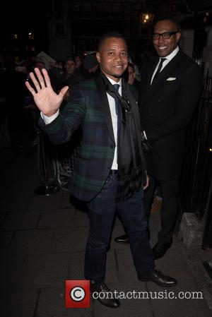 Cuba Gooding Jr - Pre-BAFTA dinner at Annabelle's hosted by Charles Finch and Chanel - London, United Kingdom - Saturday...