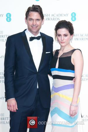 Dougray Scott and Phoebe Fox - Various stars of film and television were photographed after the EE British Academy of...
