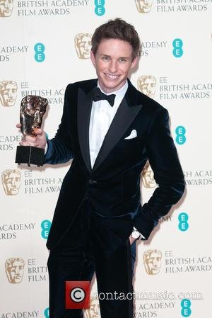 Eddie Redmayne - Various stars of film and television were photographed after the EE British Academy of Film and Television...