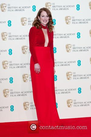 Julianne Moore - Various stars of film and television were photographed after the EE British Academy of Film and Television...