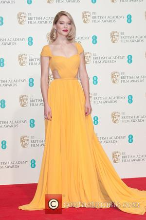 Lea Seydoux - Various stars of film and television were photographed after the EE British Academy of Film and Television...