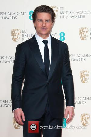 Tom Cruise - Various stars of film and television were photographed after the EE British Academy of Film and Television...