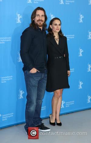 Christian Bale and Natalie Portman
