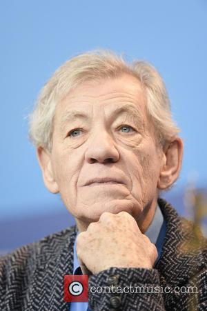 Sir Ian McKellen - Celebrities attends the photocall for