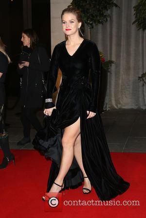 Alice Eve - A variety of stars were photographed at the EE British Academy of Film and Television Awards 2015...