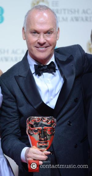 Michael Keaton - Various stars of film and television were photographed after the EE British Academy of Film and Television...