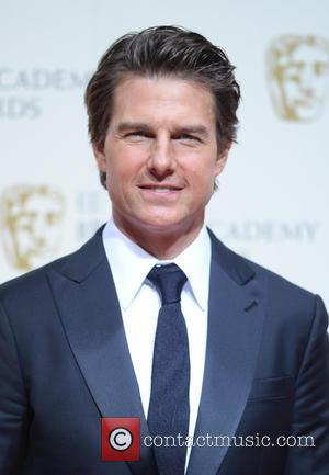 Tom Cruise - EE British Academy Film Awards (BAFTA) at the Royal Opera House - Arrivals at British Academy Film...
