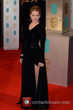 Alice Eve - EE British Academy Film Awards (BAFTA) held at The Royal Opera House - Arrivals at British Academy...