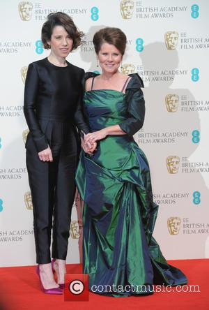 Sally Hawkins and Imelda Staunton - Various stars of film and television were photographed after the EE British Academy of...
