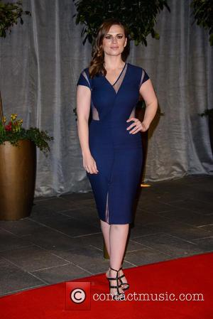 Hayley Atwell - A variety of stars were photographed at the EE British Academy of Film and Television Awards 2015...