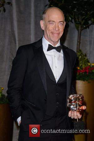 J.K. Simmons - A variety of stars were photographed at the EE British Academy of Film and Television Awards 2015...