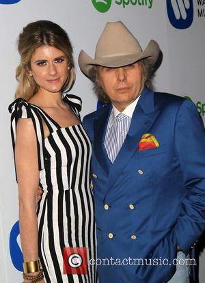 Emily Joyce and Dwight Yoakam