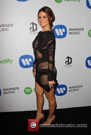 Maria Menounos - A variety of stars were photographed as they arrived to the Warner Music Group post Grammy Party...