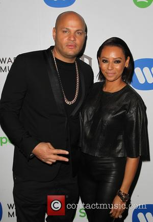 Stephen Belafonte and Melanie Brown
