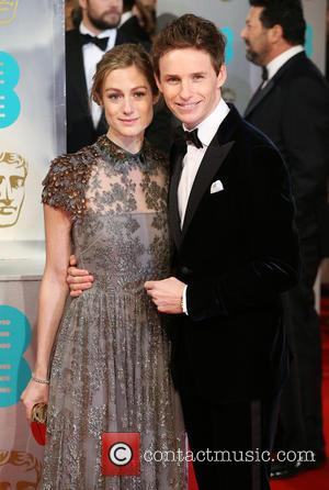 Eddie Redmayne , Hannah Bagshawe - The EE British Academy Film Awards (BAFTA) 2015 - Arrivals - London, United Kingdom...