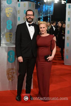 Patricia Arquette - Various stars of film and television were photographed on the red carpet as they arrived for the...