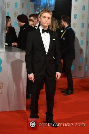 Freddie Fox - Various stars of film and television were photographed on the red carpet as they arrived for the...