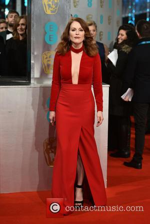 Julianne Moore - Various stars of film and television were photographed on the red carpet as they arrived for the...