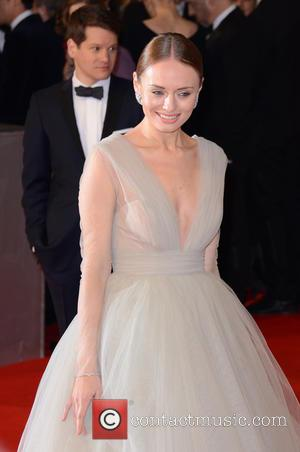 Laura Haddock - Various stars of film and television were photographed on the red carpet as they arrived for the...