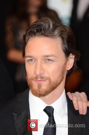 "James McAvoy Gets a Professor Xavier-Style Trim for ""Apocalypse"""