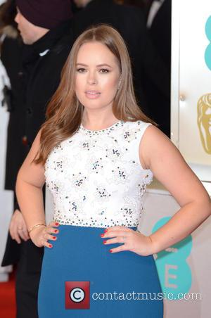Tanya Burr - EE British Academy Film Awards (BAFTA) at The Royal Opera House - Red Carpet Arrivals at British...