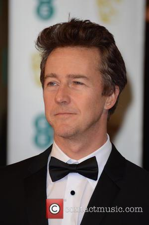 Edward Norton - Various stars of film and television were photographed on the red carpet as they arrived for the...