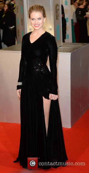 Alice Eve - Various stars of film and television were photographed on the red carpet as they arrived for the...