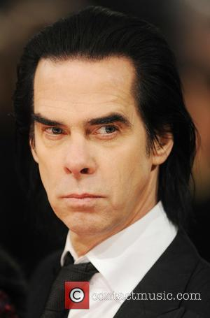 Nick Cave - Various stars of film and television were photographed on the red carpet as they arrived for the...