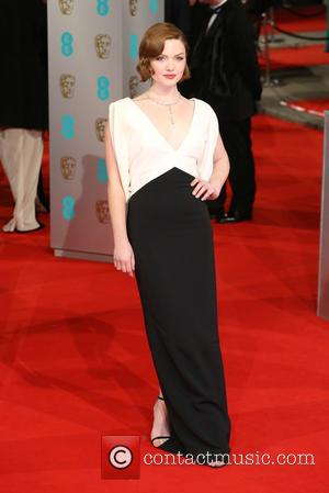 Holliday Grainger - Various stars of film and television were photographed on the red carpet as they arrived for the...