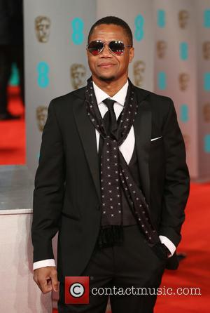Cuba Gooding Jnr - EE British Academy Film Awards held at The Royal Opera House - Arrivals at British Academy...