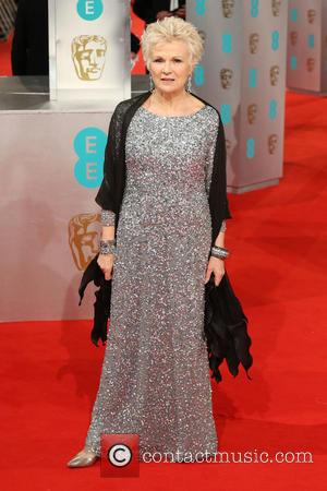 Julie Walters - EE British Academy Film Awards held at The Royal Opera House - Arrivals at British Academy Film...