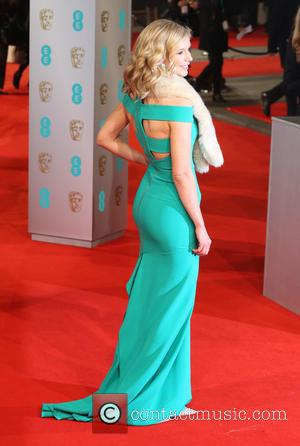 Rachel Riley - EE British Academy Film Awards held at The Royal Opera House - Arrivals at British Academy Film...